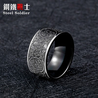 Steel soldier drop shipping stainless steel chinese style fo...