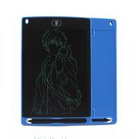 """8.5 """"LCD Tableta de Escritura Pad de Escritura Gráficos de Tablero de Dibujo Digital Sin Papel Bloc de Notas Pantalla de Soporte Función Clear 2107445"""