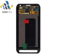 Samsung Galaxy S6 aktif yedek G890 G890A LCD Ekran Dokunmatik Ekran Digitizer Meclisi 100% Test 5.1 ''