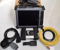 Strumento diagnostico per BMW ICOM Next SSD Software Laptop Xplore IX104 Tablet I7 Cavi CPU I7 Set completo pronto all'uso