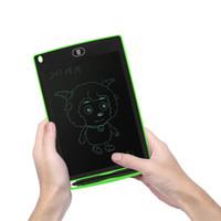 LCD Schreibtablett digitales Zeichenbrett für Kinder elektronischer Schreibblock für Kinder 8,5 Zoll intelligenter Schreibblock mit Stift Geschenken