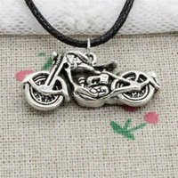 New Fashion Tibetan Silver Pendant motorcycle motorcross 34*...