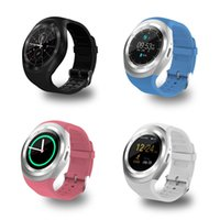 Y1 Bluetooth smart watch for android smartwatch Samsung cell...
