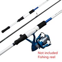 2 Sec 2. 1M Spinning Fishing Pole 100% Carbon Spinning Rod Lu...