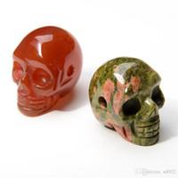 Taş Kolye Pratik Küçük Boncuk Takı Yapımı Malzemeleri Için Kafatası Kolye Şifa Kristal Takı Sanatlar El Sanatları Hediyeler 12 5bf3 bb