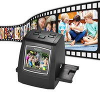 2. 4in TFT LCD High- Resolution 14MP 22MP Film Scanner Convert...
