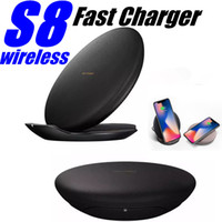 Qi Wireless Fast Charge with Retail For Samsung S8 iphone Fo...
