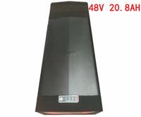 Batteriegebrauch Original Samsung 2600mAh 18650 Zellen, 1000W E-Bike Li-Ion Akku 48v 20.8ah für Bafang Motor, EU US Duty Free