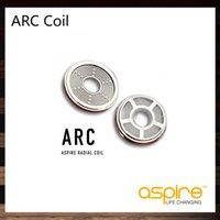 Aspire Revvo ARC Coils Testina di ricambio per Revvo Tank Aspire Bobial Technology 100% originale