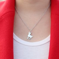 NK2050 New Collier Vintage Goat Sheep Pendant Charm Chains N...