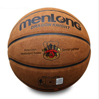 Menlong Basketball Ball For Official Game High Quality PU Ma...