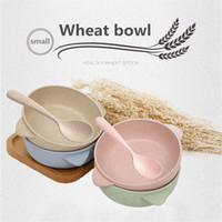 Children' s noodle & rice bowl Household insulation anti...