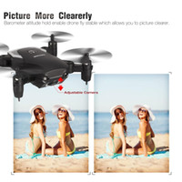 808 Mini Pocket Foldable FPV RC Quadcopter Drone With 720P H...