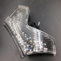 Luz de señal de luz trasera transparente de la motocicleta LED para Kawasaki Ninja ZX14 / ZX14R / ZZR1400 2006-2014