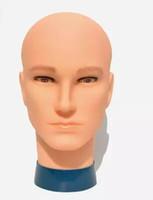 Toptan Kafa modeli kukla başkanı braketi sahte Şapka Eşarp manken simülasyon insanlar giymek peruk sahne ekran sahte modeli erkekler C516