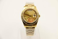 Top aaa 18 ct yellow gold DAYDATE 40 self- winding mechanical...