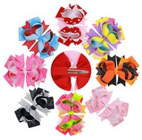 13*10cm Girls Baby Childrens Headbands Bow Knotted Wearing H...