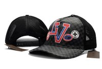 Hot Curved Ball Hats for Summer Mesh Baseball Caps High Qual...