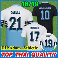 2018 2019 Lazio Soccer Jersey Home away 18 19 IMMOBILE SERGE...