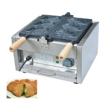 High Quality Electric Taiyaki Making Machine commercial taiy...
