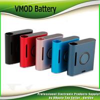 أصيلة Vapmod VMOD البطارية 900mah سخن VV متغير الجهد VAP القلم صندوق البطارية وزارة الدفاع كيت ل 510 خراطيش زيت سميك 100 ٪ ٪