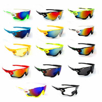UV400 Men Cycling Glasses Outdoor Women Sport MTB Bicycle Mo...