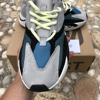 [Double Box] 2018 New Wave Runner 700 Boost Kanye West Solid...