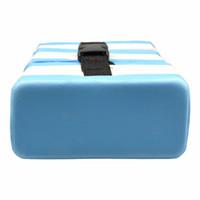 EVA Flottant Plaque Bleu Eau Aide Plaque De Wimming Planche Flottante Equipement Adulte Enfant Retour Flotteurs Sandy Beach 14pp cc