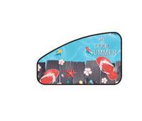 Auto Parasole per tende da sole Finestra laterale Parasole Tendina parasole regolabile Protezione dalla luce solare e Slipper UV