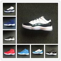 Wholesale 11 XI easter gamma unc jeter blue black white Men ...