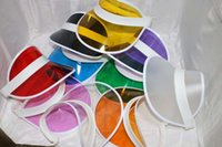 7 Colors Europe and The United States Transparent PVC Empty ...