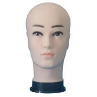 Манекен головы шляпа дисплей парик подготовки головы модель мужской головы