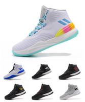 b3b3aa330cc Nieuwe Aankomst. ROSE D ROSE 8 UNTERSCHRIFT Männer Basketball Schuhe ...
