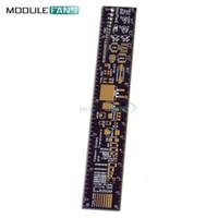 Pour les ingénieurs en électronique Pour les geeks Fabricants de ventilateurs Arduino Règle de référence pour carte de circuit imprimé Unités de conditionnement de cartes v2 - 6