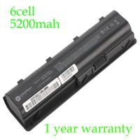 5200mAh de la batería del ordenador portátil para HP Pavilion DV5-3000 DV7T-4100 DV7T-6100 NBP6A174B1 dv5t-2100 dv6-3000 DV7-4000 DV6-3100 593553-001 HSTNN-Q61C