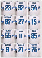 91f66e19d New Arrival. 2018 Penn State Nittany Lions College Jerseys 26 Saquon  Barkley 2 Marcus Allen 88 Mike Gesicki 9 Trace McSorley ...
