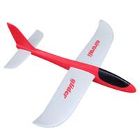 EPP 손 던져 비행기 던져 항공기 모델 야외 DIY 조립 된 장난감 어린이 브린 퀘스에 대 한 juguetes 장난감