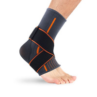 Sports basketball Ankle Support Protective Support Sleeve Br...