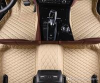 Tapis de sol de voiture de haute qualité pour Infiniti EX QX50 EX25 EX35 EX37 Q50 G25 G35 G37 Q70 M25 M35 M37 QX30