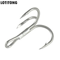 wholesale 20pcs lot Super Sharp original Hook Treble Fishing...
