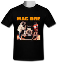 Mac Dre - The Game is Thick Top tee black T- shirt size S to ...