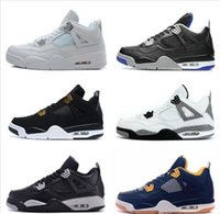 4s Classic 4 pure money basketball shoes royalty thunder bre...