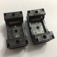 Yamaichi IC Socket Test IC191-0562-003 TSOP56PIN 0.5mm Pitch 18.4x20mm Burn In Gniazdo