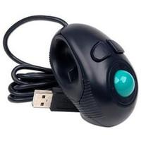 Profissional Neu Dedo HandHeld 4D USB Mini Portátil Mouse Trackball Mouse Pro Gamer Computador Ratos Para PC Portátil de Alta Qualidade