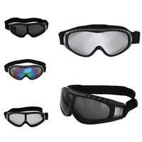1 Pcs Men's Anti-fog Motocross Motorcycle Goggles Off Road Auto Racing Mask Glasses Sunglesses Protective Eyewear