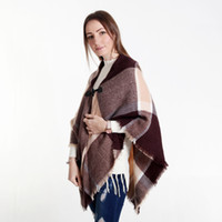 Brand New Design Women' s Triangle Warm Shawl Wraps Pashm...