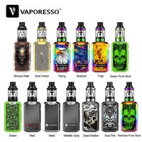 Vaporesso Tarot Nano TC Starter Kit with 80W Tarot Nano Box MOD and 2ml VECO EUC Tank Tarot Nano TC Kit
