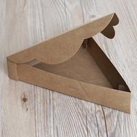 Kraft Paper Box Candy Pizza Boxes Christmas Party Cadeau Fruit Cadeau Fromage Cadeau Cadeau