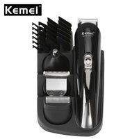 Kemei 8 In 1 Hair Trimmer Rechargeable Hair Clipper Electric...