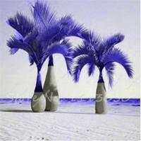 Новый 20 шт. / пакет бутылка пальмовых семян экзотических растений дерево бонсай горшки плантаторы тропические декоративные балкон для дома сад украшения